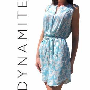 Dynamite- Blouson Style dress